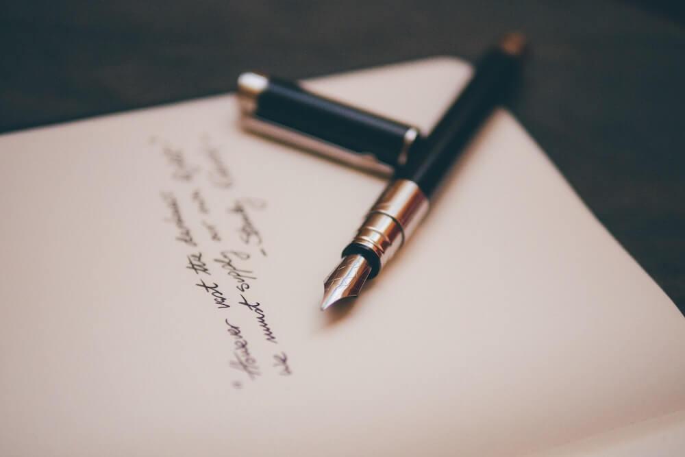 Rédaction Lettre de motivation