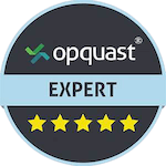 Logo Opquast Qualité du web